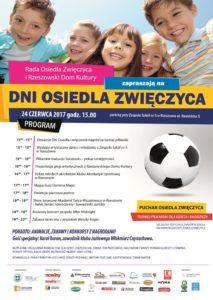 2017-06-13 Plakat Dni Osiedla Zwięczyca_ low jpeg